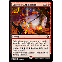 Decree of Annihilation