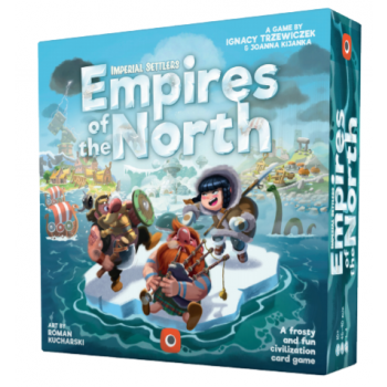 Imperial Settlers: Empires of the North_boxshot