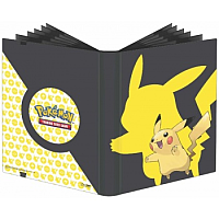 UP - 9-Pocket Pro-Binder - Pikachu 2019