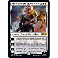 Ajani, Strength of the Pride (Foil)