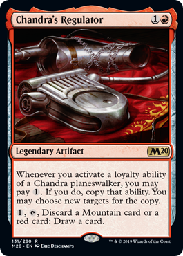 Chandra's Regulator (Foil)_boxshot