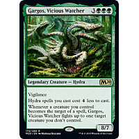 Gargos, Vicious Watcher (Foil)