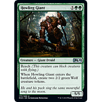 Howling Giant (Foil)