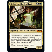 Kethis, the Hidden Hand (Foil)