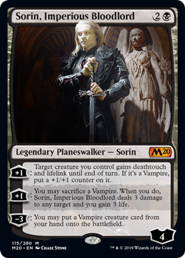Sorin, Imperious Bloodlord ( Foil )(Core Set 2020 Prerelease)_boxshot