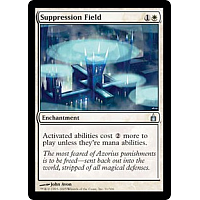 Suppression Field