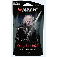 Core Set 2020 Theme Booster: Black