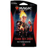 Core Set 2020 Theme Booster: Red