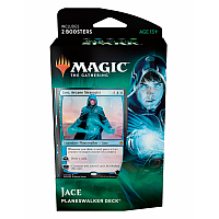 War Of The Spark Planeswalker Deck Jace