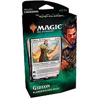War Of The Spark Planeswalker Deck - Gideon