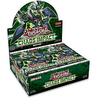 Chaos Impact - Booster Display (24 boosters)