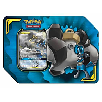 Power Partnership Tin - Lucario & Melmetal-GX