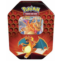 Pokémon Hidden Fates Tin – Charizard-GX