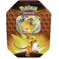 Pokémon Hidden Fates Tin – Raichu-GX