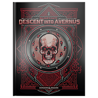 Dungeons & Dragons – Baldur's Gate: Descent into Avernus Adventure Book (Alternate Cover)
