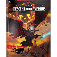 Dungeons & Dragons – Baldur's Gate: Descent into Avernus Adventure Book