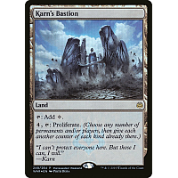 Karn's Bastion (Planeswalker Weekend)