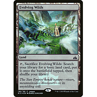 Evolving Wilds (League)