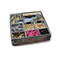Folded Space: Five Tribes Insert
