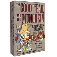 The Good, The Bad, and the Munchkin (Complete Edition)