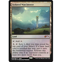 Isolated Watchtower ( Foil ) ( Judge )