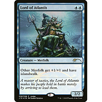 Lord of Atlantis ( Foil ) ( Judge )