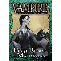 Vampire: The Eternal Struggle - First Blood Malkavian