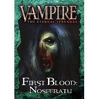 Vampire: The Eternal Struggle - First Blood Nosferatu