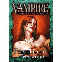Vampire: The Eternal Struggle - First Blood Toreador