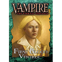 Vampire: The Eternal Struggle - First Blood Ventrue