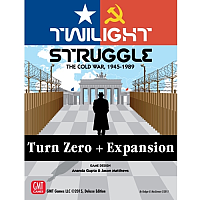 Twilight Struggle: Turn Zero and Promo Pack Expansion