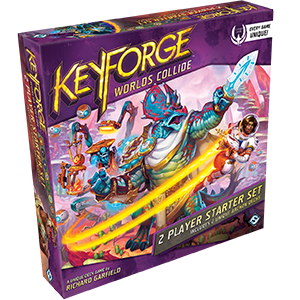 KeyForge: Worlds Collide Two-Player Starter Set_boxshot