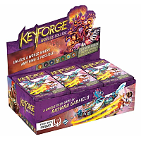 KeyForge: Worlds Collide Archon Deck Display (12 lekar)