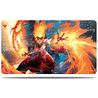 War of the Spark Alternate Art Playmat Magic: The Gathering - Chandra