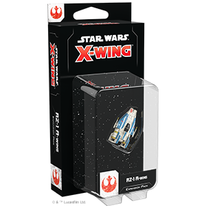Star Wars: X-Wing Second Edition - RZ-1 A-Wing Expansion Pack_boxshot