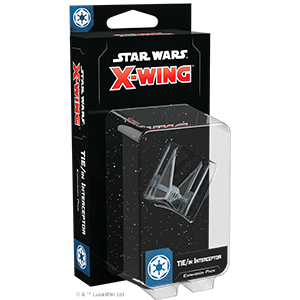 Star Wars: X-Wing Second Edition - TIE/in Interceptor Expansion Pack_boxshot
