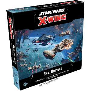 Star Wars: X-Wing Second Edition - Epic Battles Multiplayer Expansion_boxshot