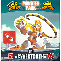 King of Tokyo: Monster Pack - Cybertooth