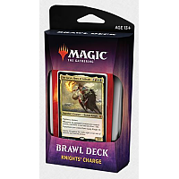Throne of Eldraine Brawl Deck: Knights Charge