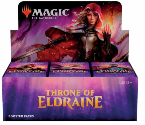 Throne of Eldraine Booster Display_boxshot