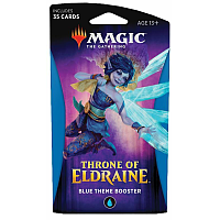 Throne of Eldraine Theme booster: Blue