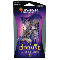 Throne of Eldraine Theme booster: Black