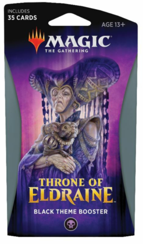 Throne of Eldraine Theme booster: Black_boxshot