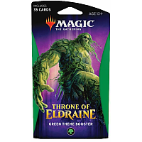 Throne of Eldraine Theme booster: Green