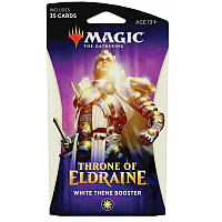 Throne of Eldraine Theme booster: White