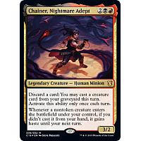 Chainer, Nightmare Adept ( Foil )