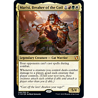 Marisi, Breaker of the Coil