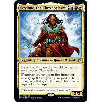Sevinne, the Chronoclasm ( Foil )
