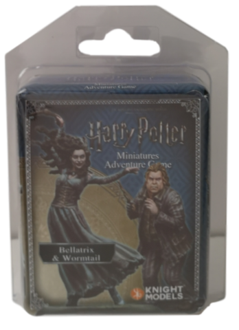 Harry Potter Miniatures Adventure Game: Bellatrix and Wormtail Expansion_boxshot