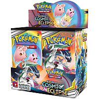 Sun & Moon: Cosmic Eclipse Booster Display (36 boosters)
